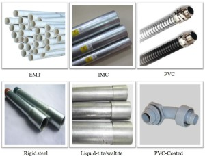 Types-of-Conduits